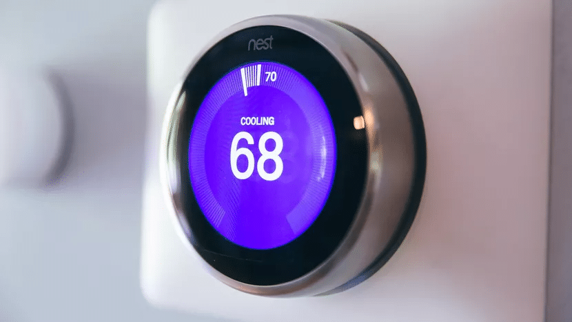 The Nest Thermostat learns user patterns to optimally heat (or not) your house or apartment.